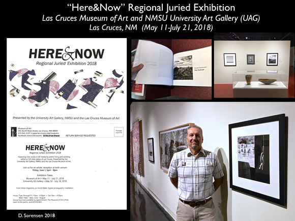 """Here&Now"" Regional Juried Exhibition"