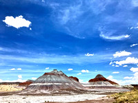 Petrified Forest Tepees