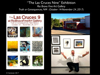 """The Las Cruces 9"" invitational exhibition"
