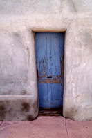 Blue Door, Dona Ana