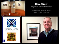 Here&Now Regional Juried Exhibition at LCMA